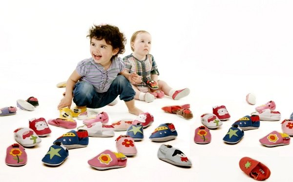 Big Baby Steps - Choosing The Right Baby Shoes