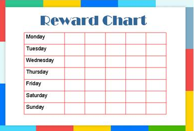 Reward charts for toddlers babytime ie