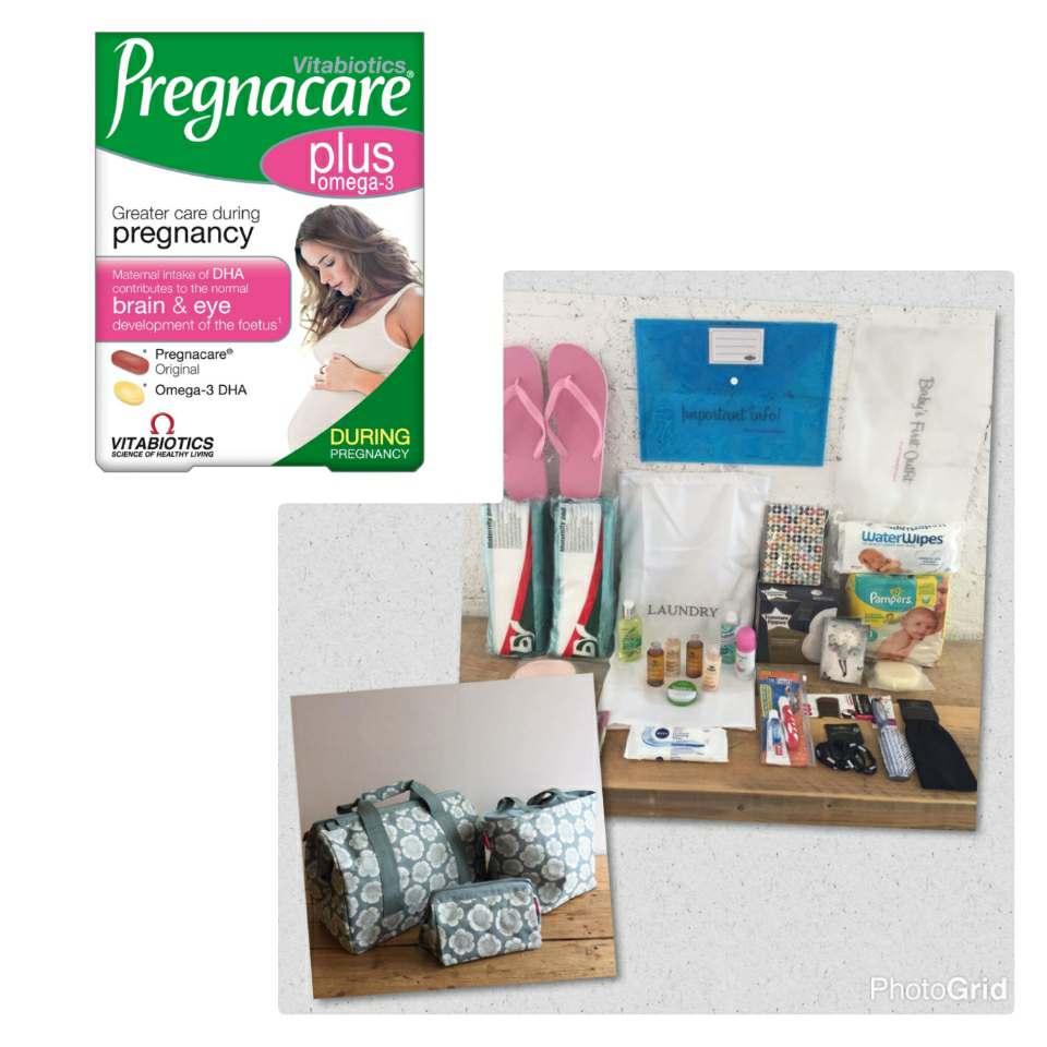 Glamorous Mum - producs and bags - Hospitalbag.ie